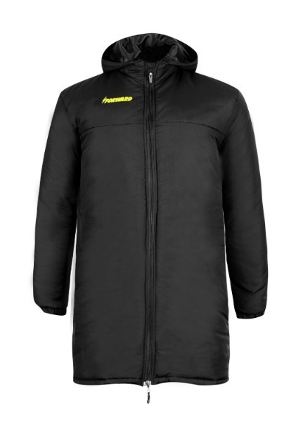 BASIC BENCH WARM-UP JACKET