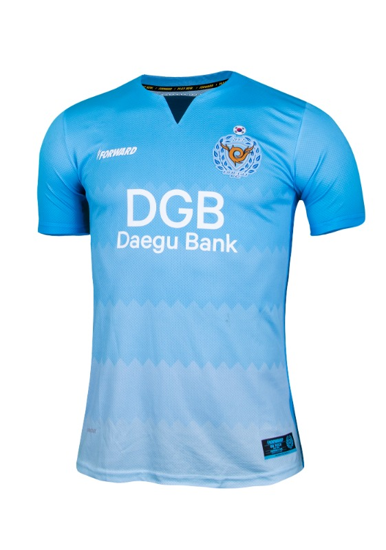 DAEGU FC HOME KIT FOR ACL 'FORCOOL' (AUTHENTIC)