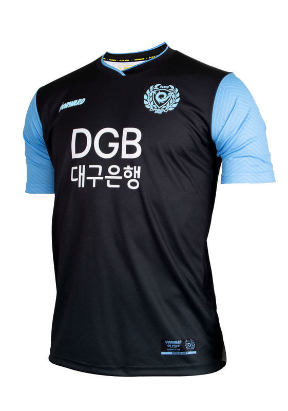 DAEGU FC GK AWAY KIT FOR K-LEAGUE (PREMIUM)