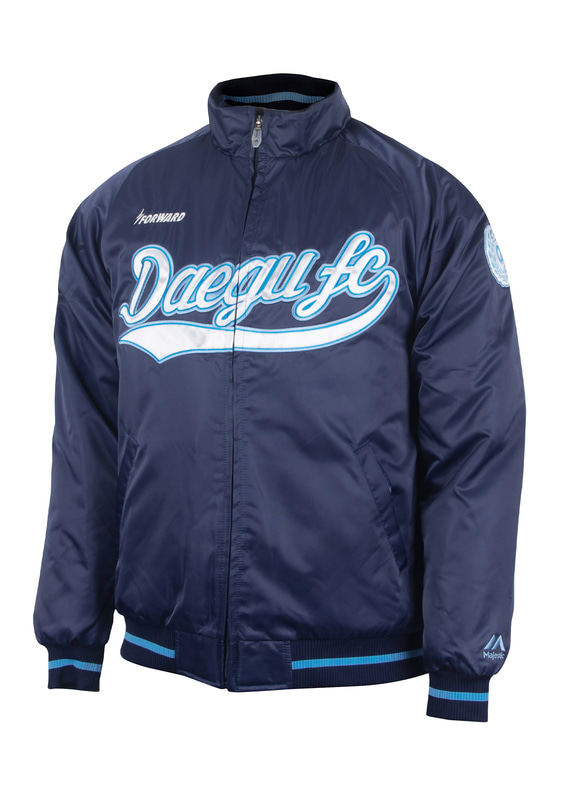 FORWARD X MAJESTIC DAEGU FC DUGOUT JACKET