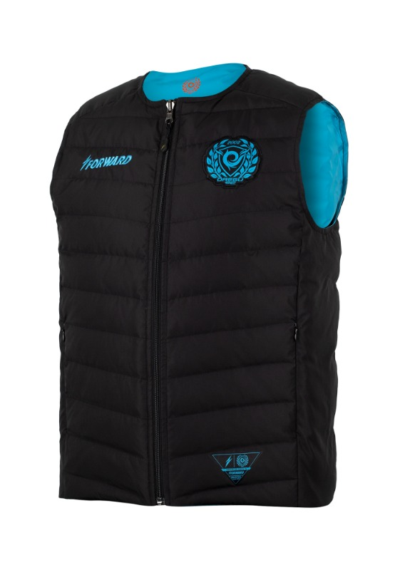 DAEGU FC DUCK DOWN PITCH VEST (REVERSIBLE)
