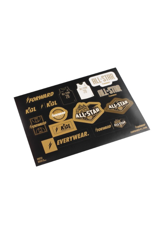 FORWARD KBL ALL-STAR STICKER