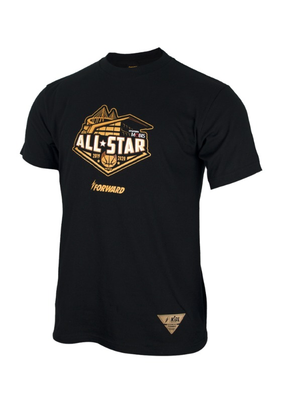 FORWARD KBL ALL-STAR T-SHIRTS (BLACK)