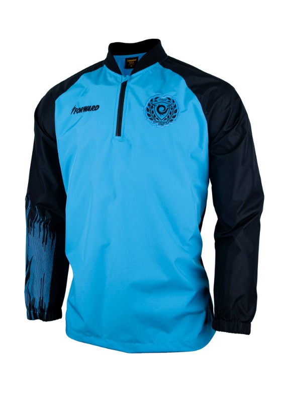 DAEGU FC WOVEN HALF ZIP-UP (FOR PLAYER)