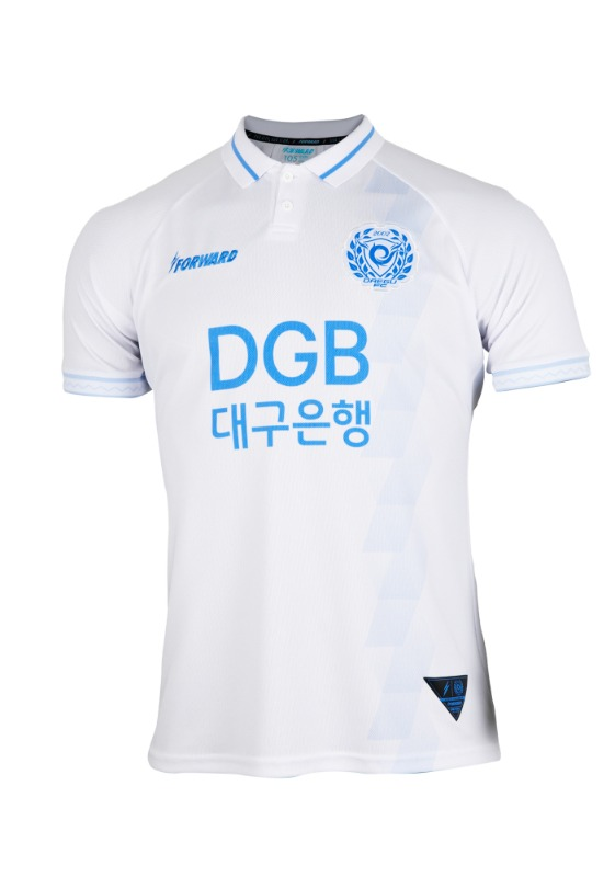 DAEGU FC 2020 AWAY KIT FOR K LEAGUE (PREMIUM)