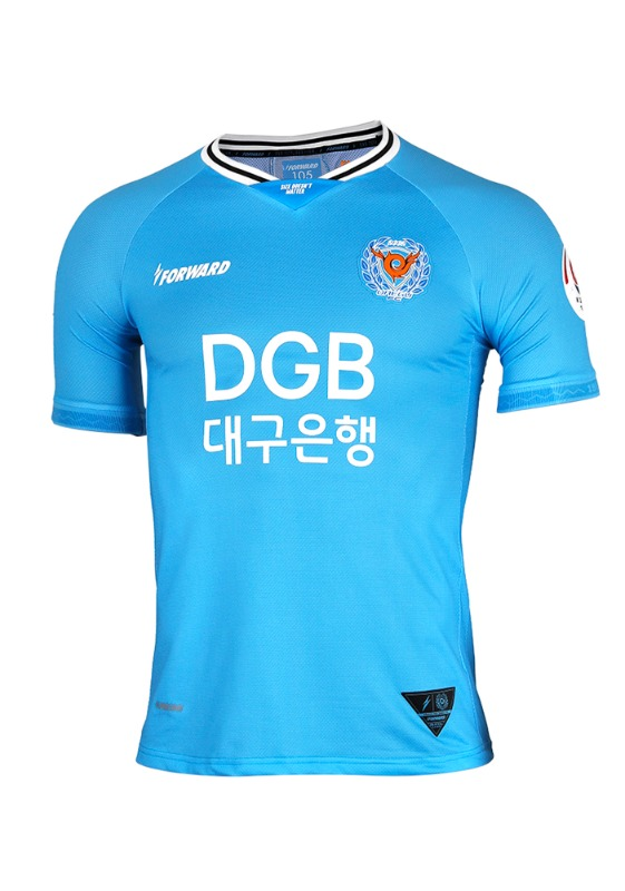 DAEGU FC 2020 HOME KIT FOR K LEAGUE 'FORCOOL' (AUTHENTIC)