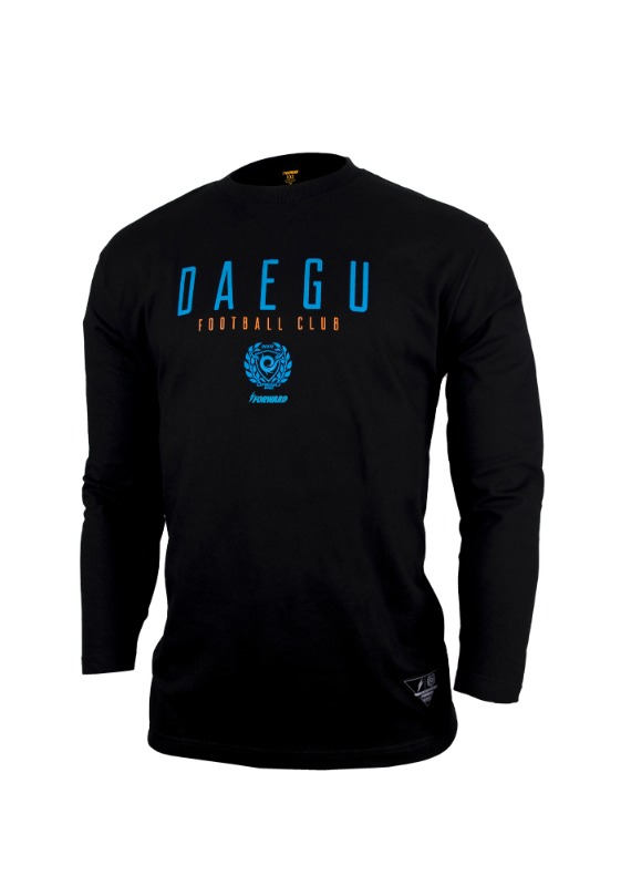 DAEGU FC 20 TRAVEL T-SHIRTS L/S (FOR COACH)