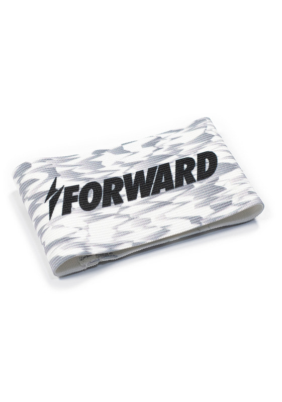 CAMO CAPTAIN ARMBAND (WHITE)